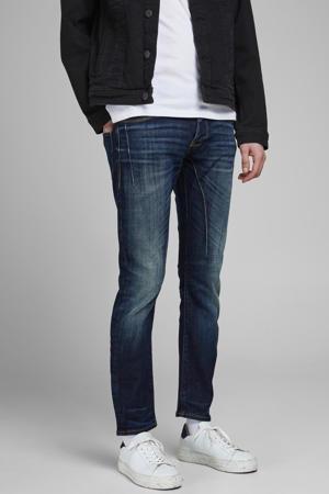 slim fit jeans Glenn Kobe dark denim