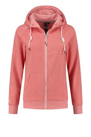 outdoor vest Byrda roze