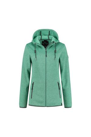 outdoor vest Amber groen