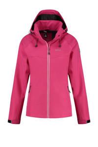 Kjelvik outdoor jas Chantal roze, Roze