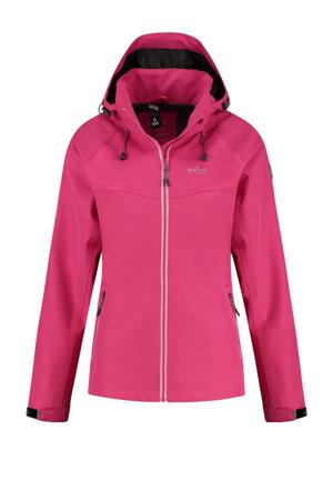 outdoor jas Chantal roze