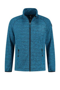 Kjelvik outdoor vest Mike blauw, Donkerblauw
