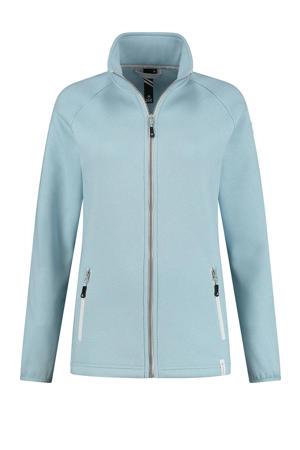 outdoor vest Milou lichtblauw