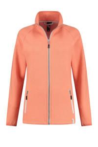 Kjelvik Plus Size outdoor vest Milou oranje, Oranje