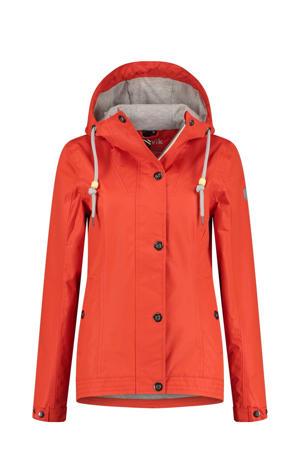 outdoor jas Seana oranje
