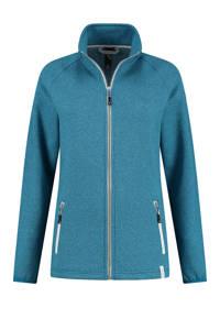 Kjelvik Plus Size outdoor vest Milou blauw, Blauw