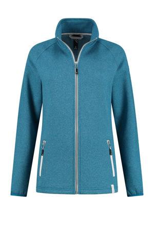 outdoor vest Milou blauw