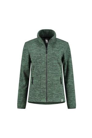 outdoor vest Ziva groen