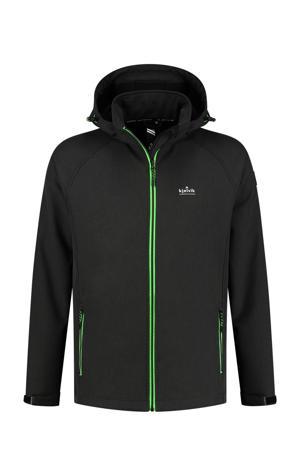 outdoor jas Raimond zwart