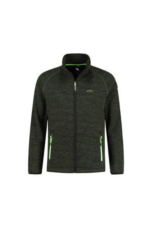 Plus Size outdoor vest Mike groen
