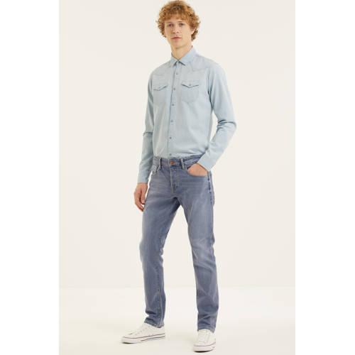 Scotch & Soda regular fit jeans Ralston pop of smoke