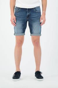 Garcia regular fit jeans short Russo 615 dark used, Dark used