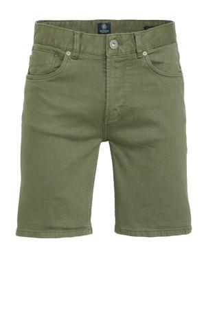 slim fit jeans short Micheal J. groen