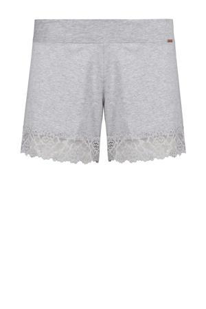 pyjamashort grijs