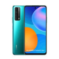 Huawei P Smart 2021 (groen), Groen