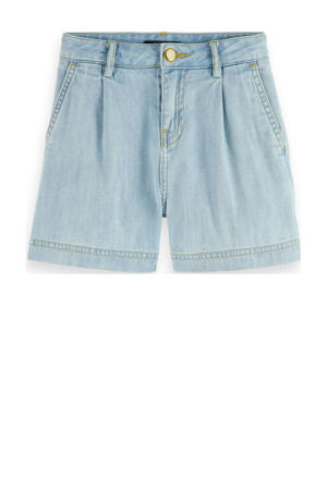 jeans short light denim