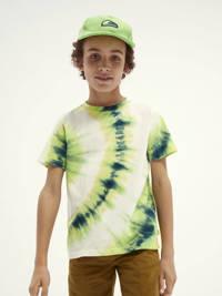 Scotch & Soda T-shirt van biologisch katoen multicolor, Multicolor