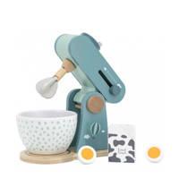 Label Label Wood Keuken Robot met accessoires mint
