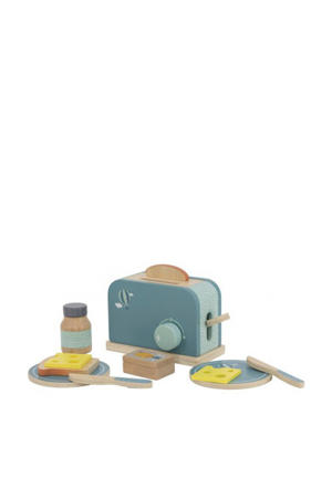 Toaster met accessoires mint