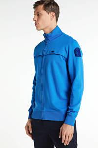 PME Legend vest Terry blauw, Blauw