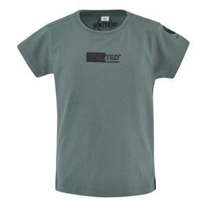 T-shirt Wart mintgroen