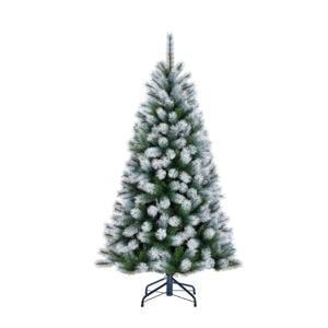besneeuwde kerstboom Kingston (h155 x ø86 cm)