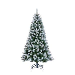 besneeuwde kerstboom Kingston (h215 x ø117 cm)
