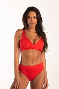 Beachlife x NINA halter bikinitop rood, Rood