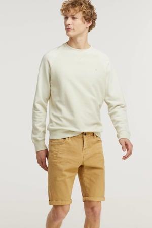 slim fit jeans short Lucky beige