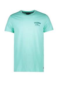 Cars T-shirt Slater van biologisch katoen aqua, Aqua
