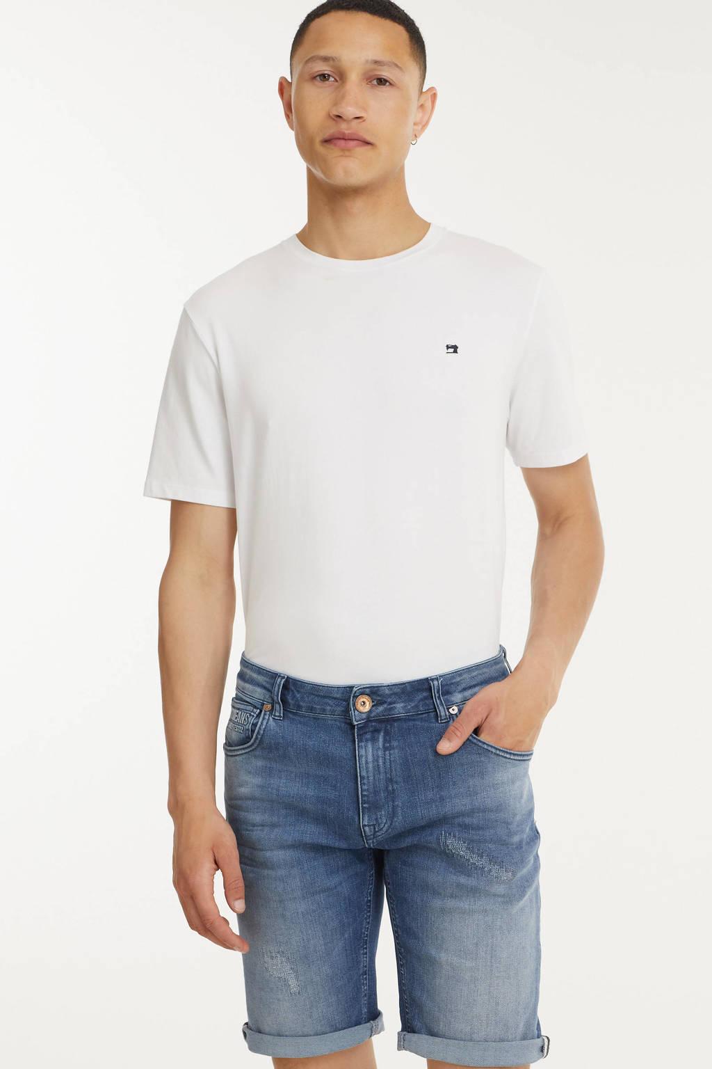 Cars slim fit jeans short Trevor dark used, Dark used