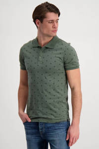 Cars regular fit polo Hyanis met all over print army, Army