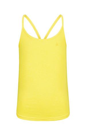 basic top Belinda geel