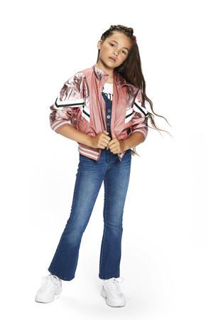 zomerjas Jane roze/metallic roze