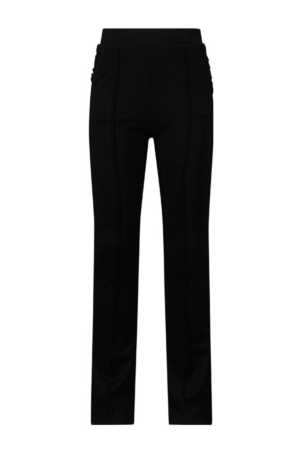 Retour Denim flared broek Fem zwart, Zwart