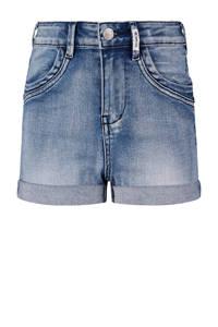 Retour Denim high waist regular fit jog denim short Iliyah vintage blue denim, Vintage blue denim