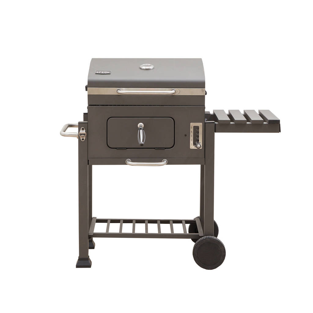 Van Speijk Easy Charcoal L houtskoolbarbecue, 56x42