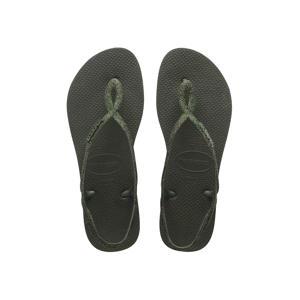 Luna Premium II  sandalen groen