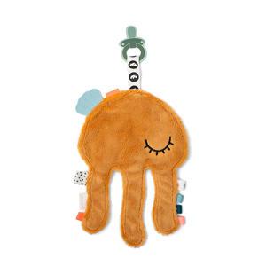 Cozy friend Jelly Mustard speen knuffel 18 cm