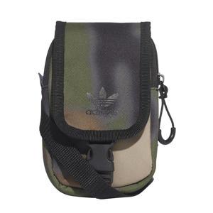 Adicolor crossbody tas zand/kaki/zwart