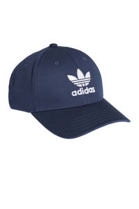 adidas Originals Adicolor pet donkerblauw/wit, Donkerblauw/wit