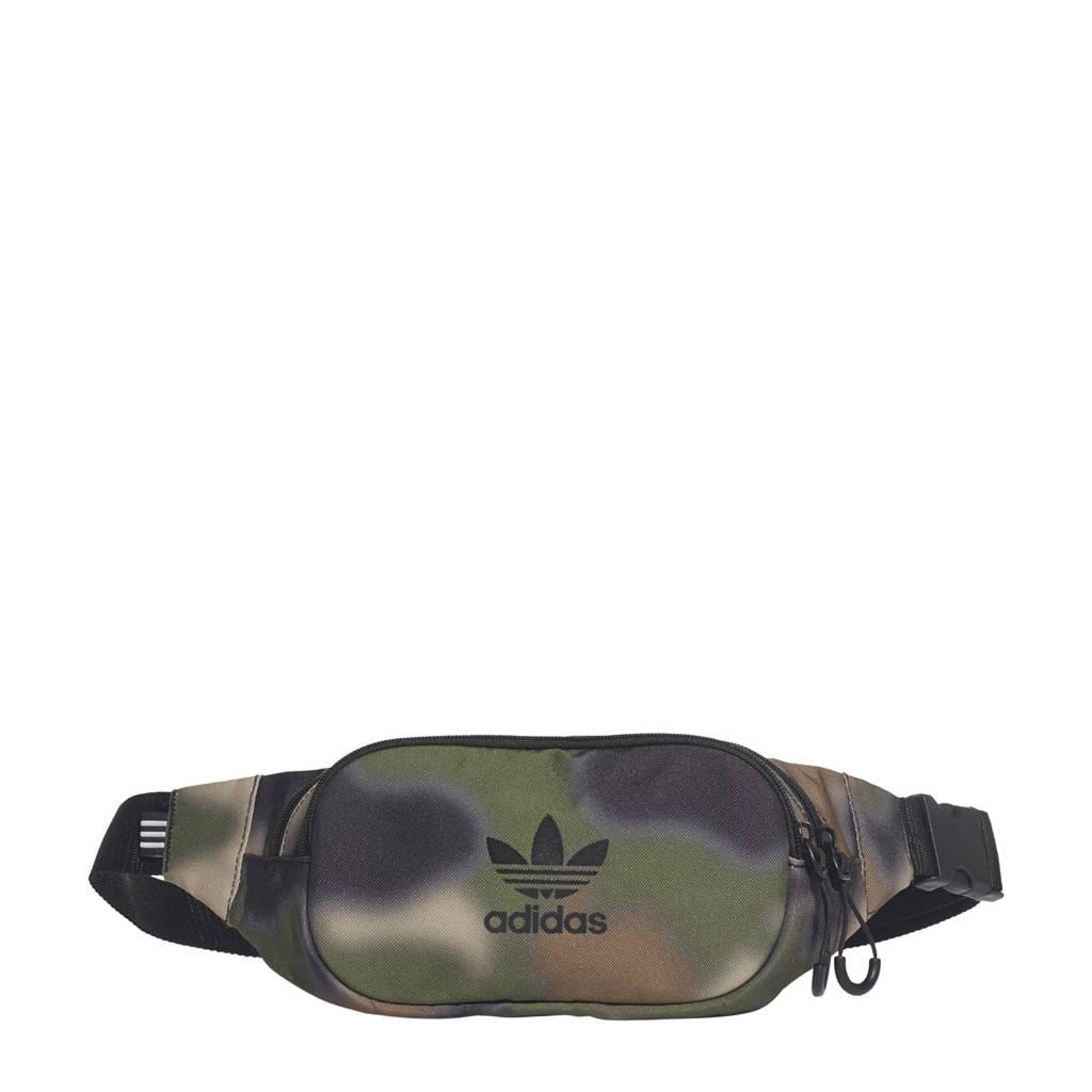 adidas Originals  heuptas zand/kaki/zwart
