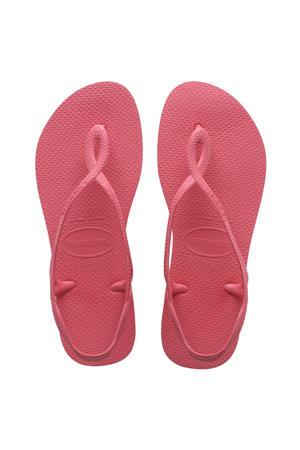 Luna Kids  sandalen roze