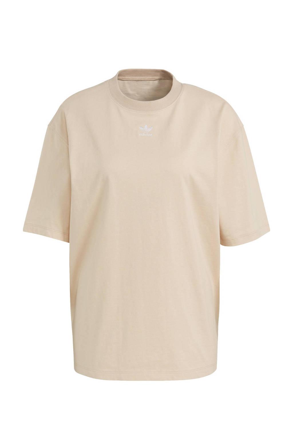 adidas Originals Adicolor T-shirt beige, Beige