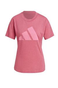 adidas Performance 2.0 Sportwear sport T-shirt roze, Roze