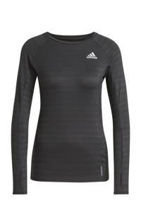 adidas Performance Supernova sport T-shirt zwart/zilver, Zwart/zilver