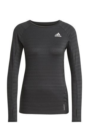 Supernova sport T-shirt zwart/zilver