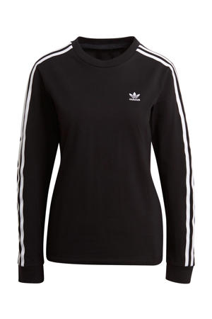 Adicolor T-shirt zwart