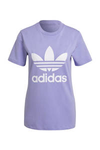 adidas Originals Adicolor T-shirt lila, Lila