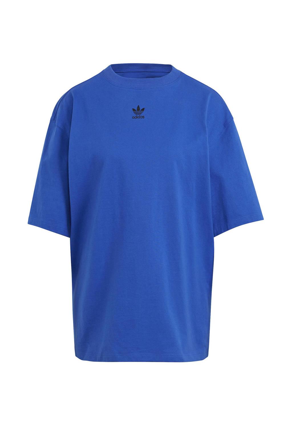 adidas Originals Adicolor T-shirt kobaltblauw, Kobaltblauw